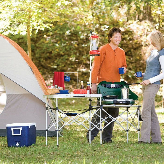 Coleman Pack-Away Outdoor Kitchen Just $47.20! Down From $115! PLUS FREE Shipping!