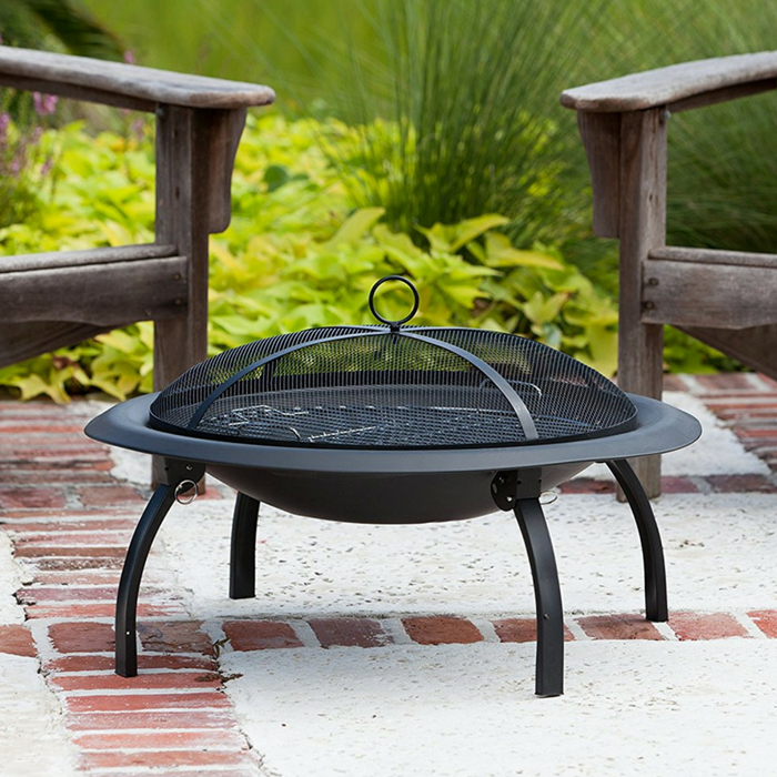 Folding Fire Pit Just $36.80! Down From $90! PLUS FREE Shipping!