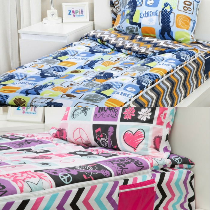 Zip It Bedding Just $21.99! Down From $60!