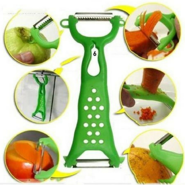 Vegetable Peeler & Julienne Slicer Just $4.06! PLUS FREE Shipping!