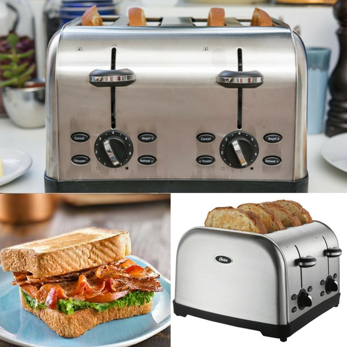Oster 4-Slice Toaster Just $29.99! Down From $40! PLUS FREE Shipping!