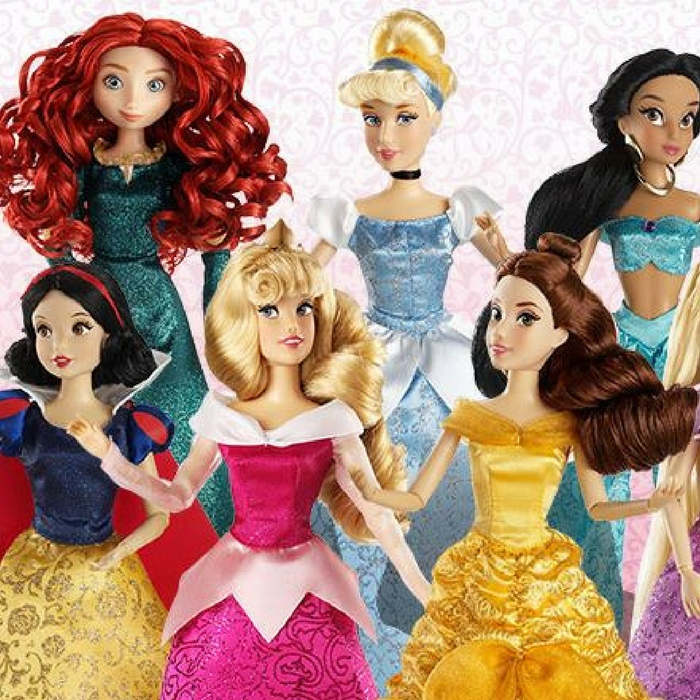 Disney Classic Dolls Just $9! Down From $17!