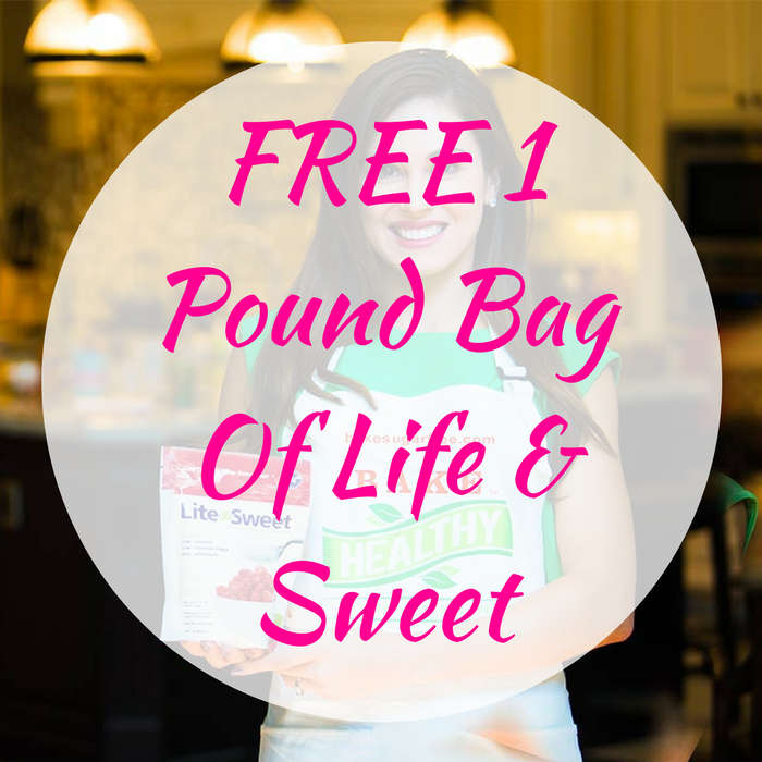 FREE 1 Pound Bag Of Life & Sweet!