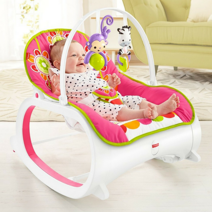 Fisher-Price Infant-To-Toddler Rocker Just $24.64! Down From $45! PLUS FREE Shipping!