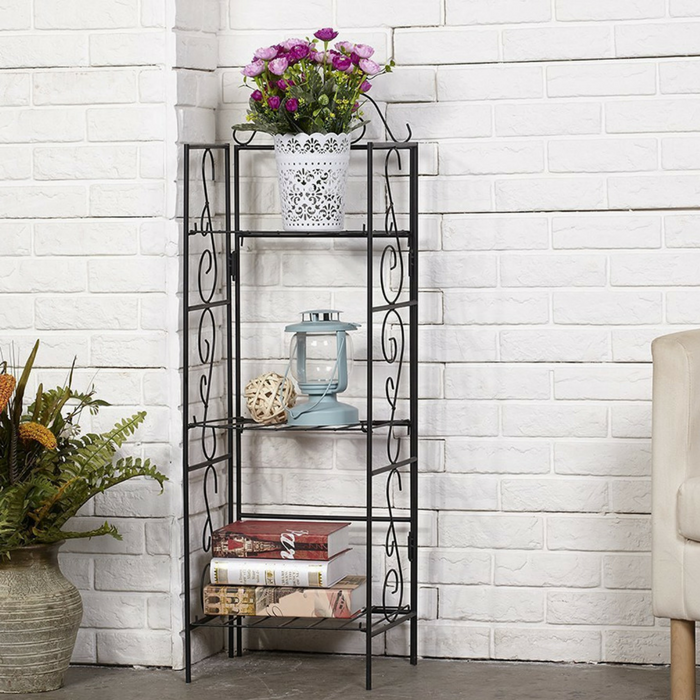 Iron 3-Tier Wire Shelving Unit Just $35.99! Down From $100! PLUS FREE Shipping!