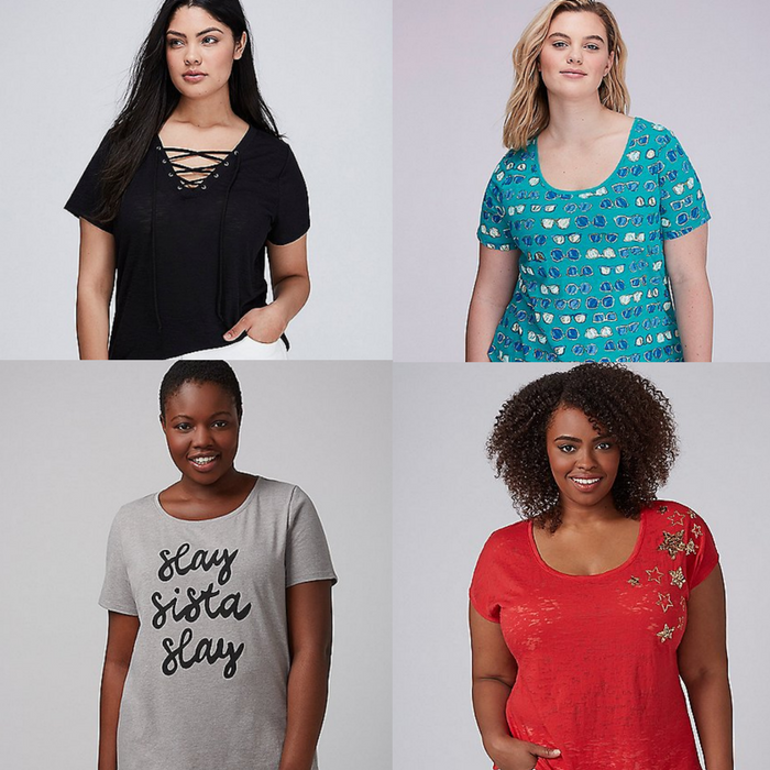 Buy One Get One FREE On Women's Tops!