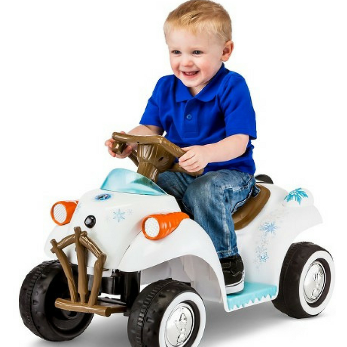 Disney Frozen Olaf 6V Toddler Quad Just $34.98! Down From $90! PLUS FREE Shipping!