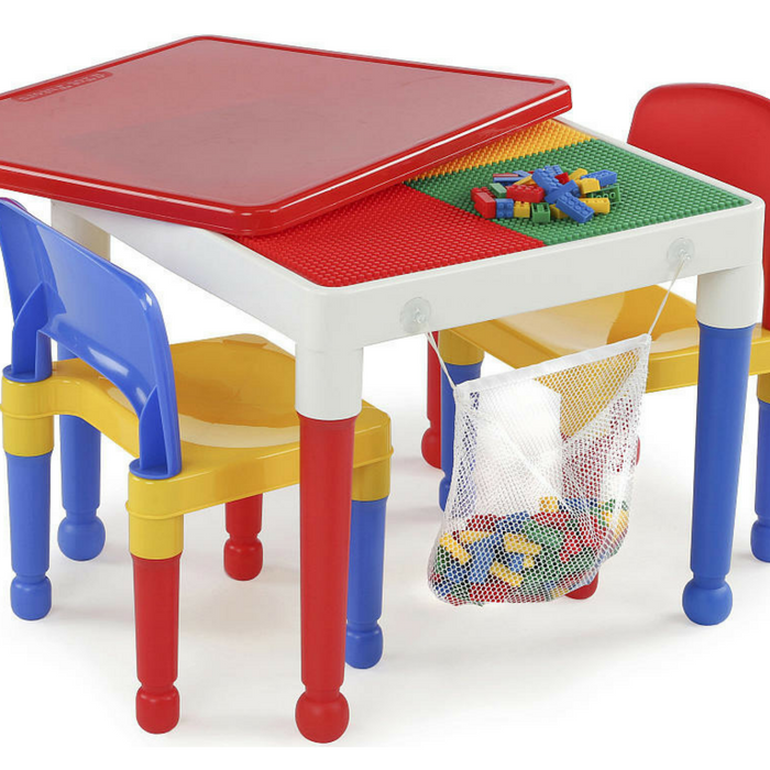 Tot Tutors Activity Table & 2 Chairs Just $29.99! Down From $50! PLUS FREE Shipping!