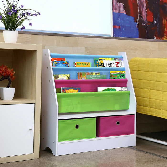 Toy & Book Organizer Just $44.99! Down From $101! PLUS FREE Shipping!