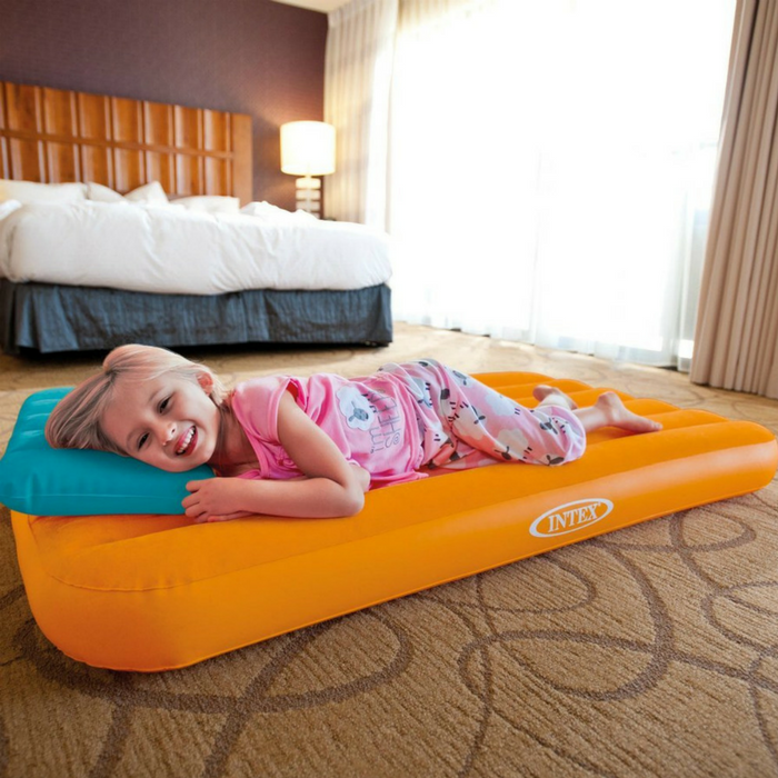 Intex Cozy Kidz Inflatable Airbed Just $14.99! Down From $40!