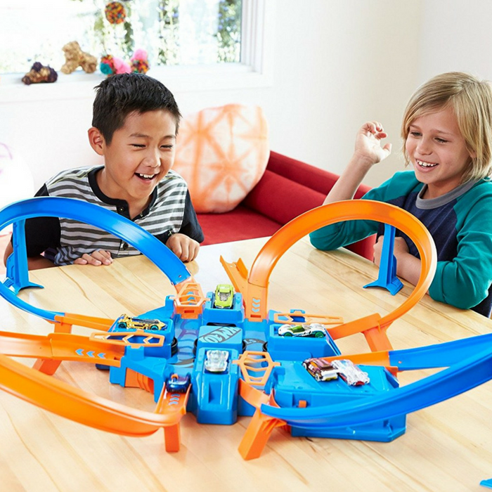 Hot Wheels Criss Cross Crash Set Just $29.69! Down From $45! PLUS FREE Shipping!