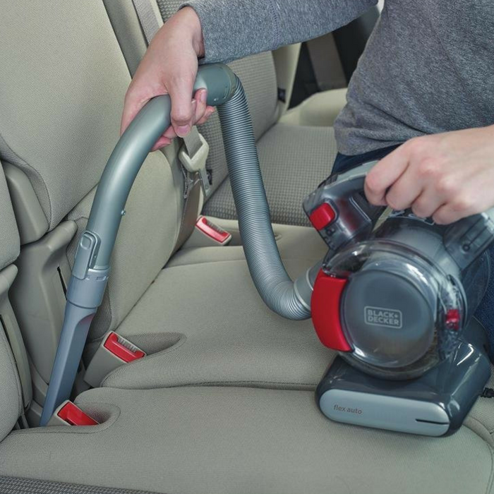 Black+Decker Automotive Vacuum Just $27.49! Down From $37.49! PLUS FREE Shipping!
