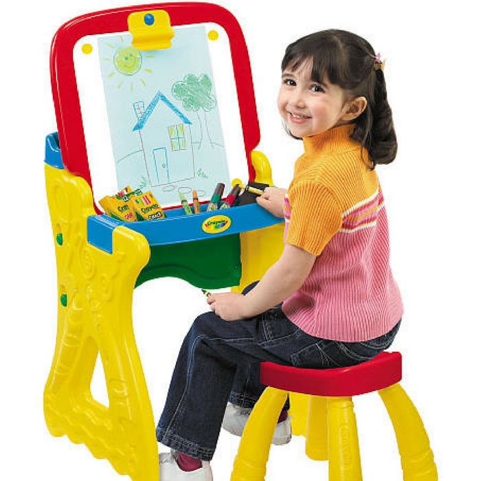 Crayola Play 'N Fold Art Studio Just $24.99! Down From $40!
