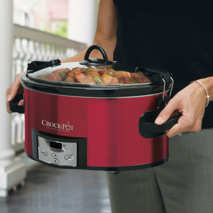 Crock-Pot Cook & Carry Slow Cooker Just $20.41! Down From $40!