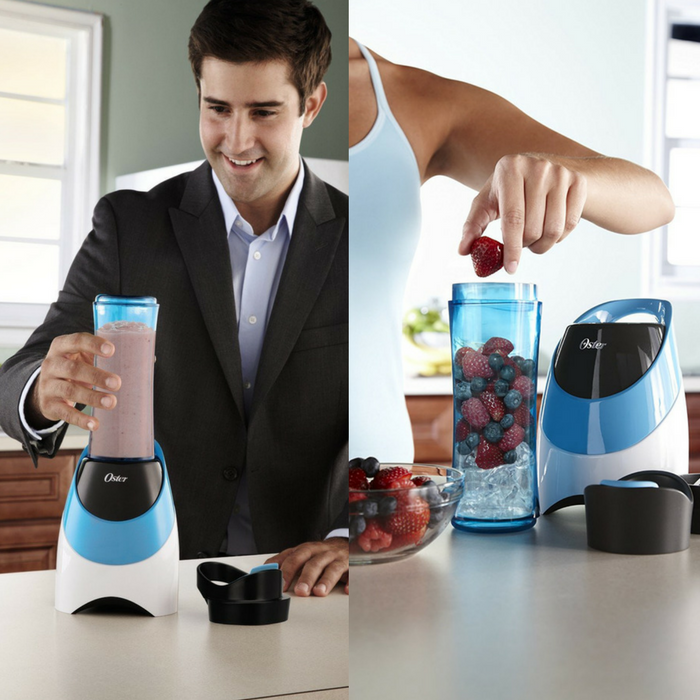 Oster My Blend Blender With Travel Bottle Just $17.99! Down From $25!