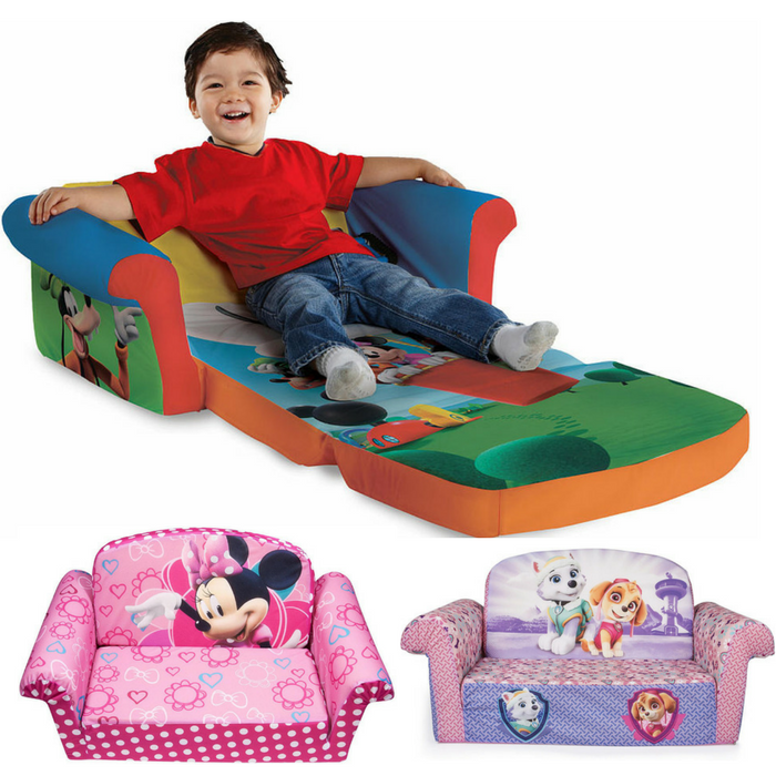 Flip-Open Kids Sofa Just $34.99! Down From $50! PLUS FREE Shipping!