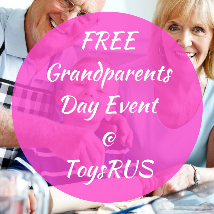 FREE Grandparents Day Event!