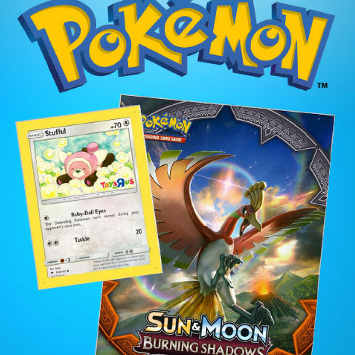 FREE Pokemon Trade & Collect Event At ToysRUs!