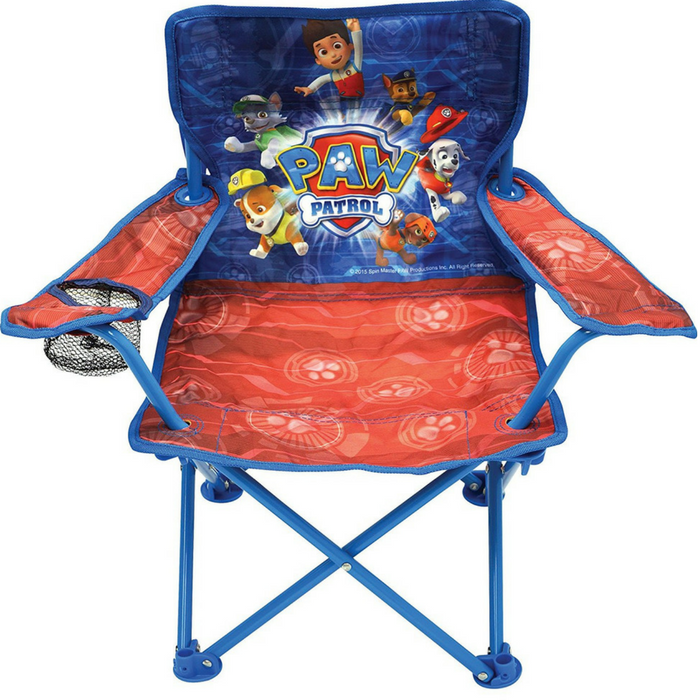 Paw Patrol Fold N' Go Patio Chair Just $7.09! Down From $15!