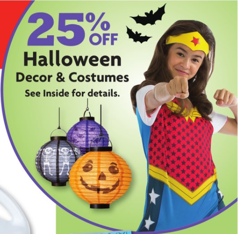 Family Dollar Halloween Costumes & Candy Sale!