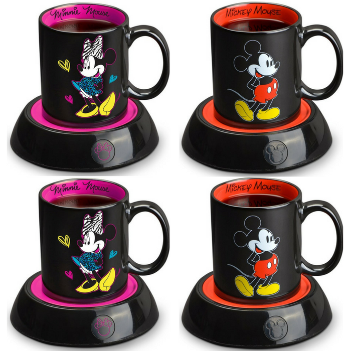 Disney Mickey Mouse Mug Warmer Just $8.99! Down From $33!