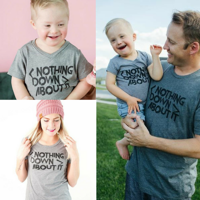 Down Syndrome Awareness Tees Just $12.95! Down From $26! PLUS FREE Shipping!