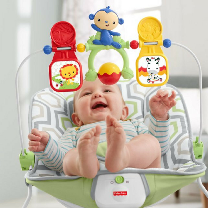 Fisher-Price Baby Bouncer Just $18.79! Down From $23!