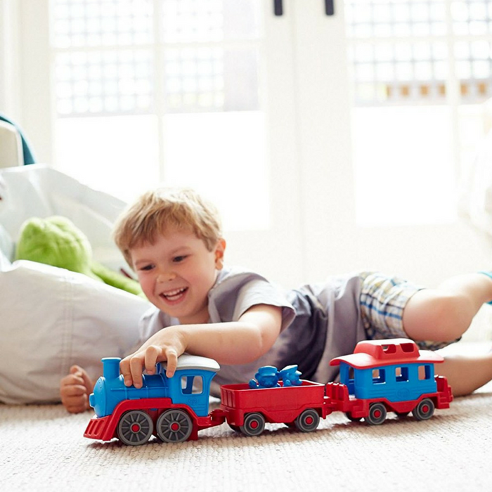 Green Toys Train Just $19.06! Down From $30!