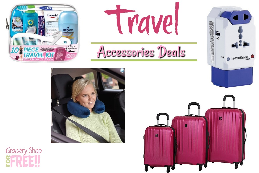 Holiday Travel Accessories Deals!