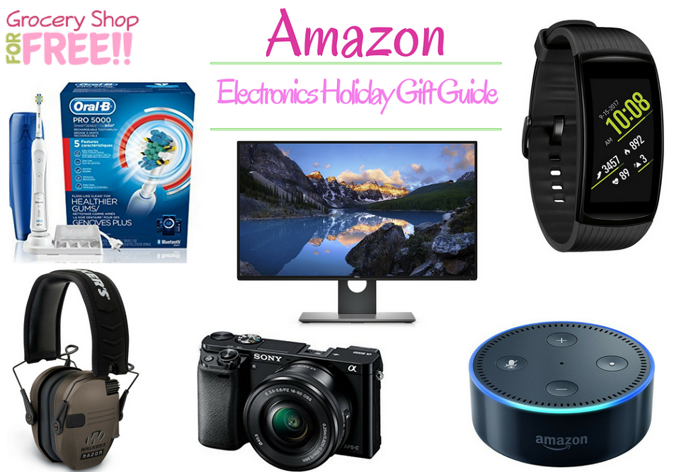 Amazon Holiday Electronics Gift Guide Is Ready!
