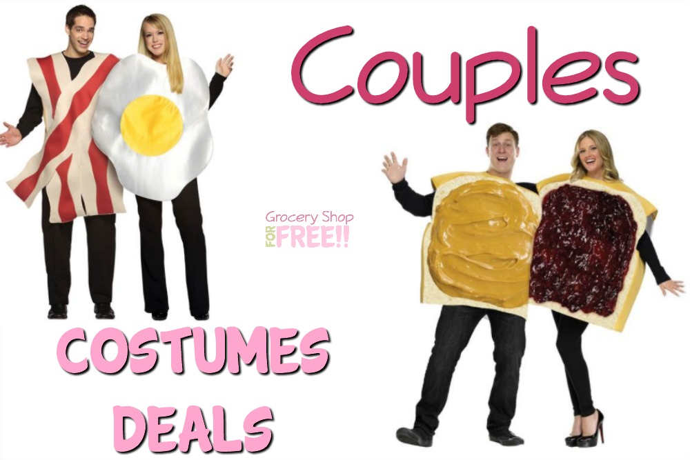 Couples Costumes Deals!
