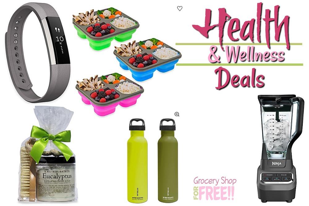 Health & Wellness Gift Deals!