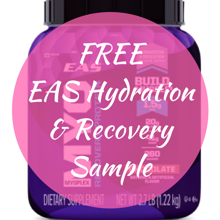 FREE EAS Hydration & Recovery Sample!