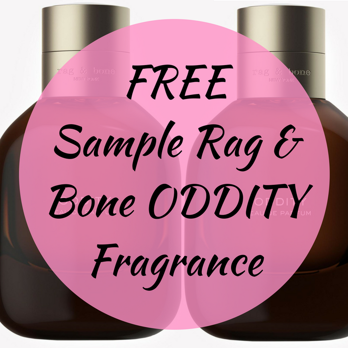 FREE Sample Rag & Bone ODDITY Fragrance!
