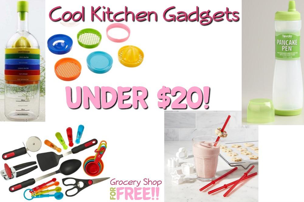 10 Must Have Cool Kitchen Gadgets Under $20
