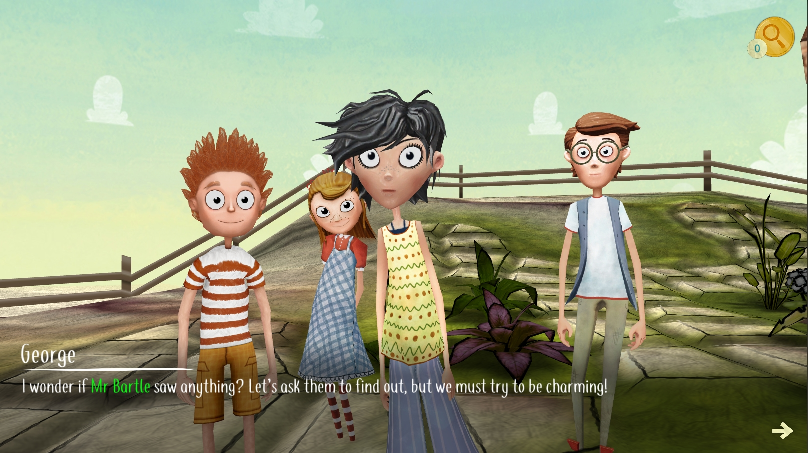 New The Famous Five Adventure Game Now Available In App Store!