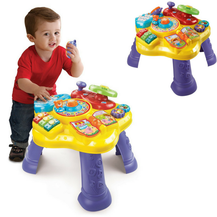 VTech Magic Star Learning Table Just $21.66! Down From $31.63!