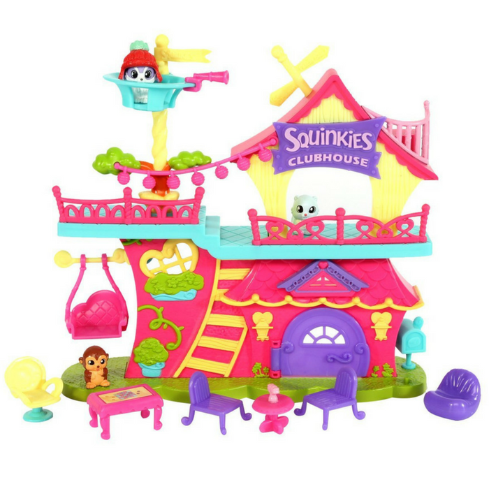 Squinkies Squinkieville Clubhouse Playset Just $7.97! Down From $20!