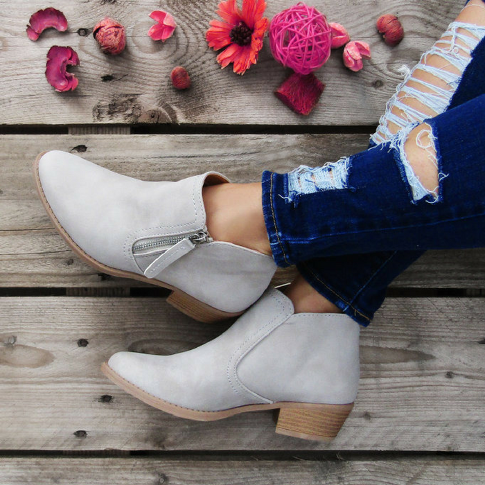 Trendy Ankle Booties Just $29.99! Down From $80!