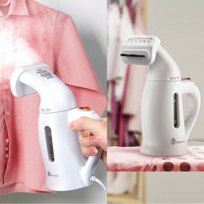 TaoTronics Clothes Steamer Just $13.99! Down From $30!