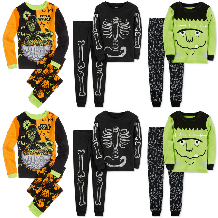 Halloween Pajamas Just $7.73! Down From $24!