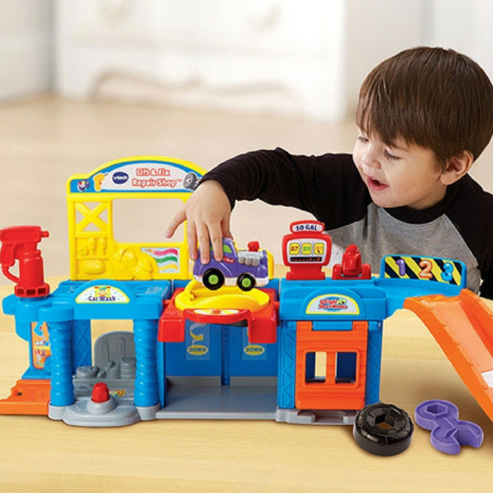 VTech Smart Wheels Repair Shop Just $13.59! Down From $22!