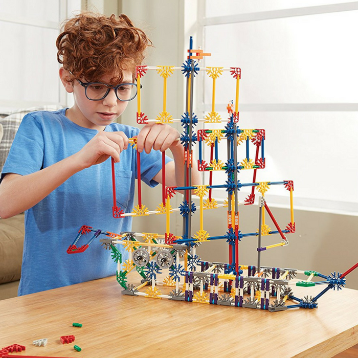 K Nex Building Kit Just $35.56! Down From $75! PLUS FREE Shipping!