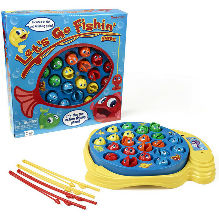 Let's Go Fishin' Toy Just $6.69! Down From $17!