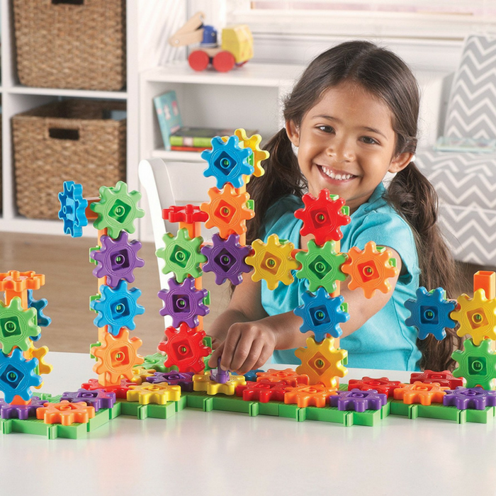 Learning Resources Gears! Gears! Gears! Building Set Just $19.33! Down From $35!
