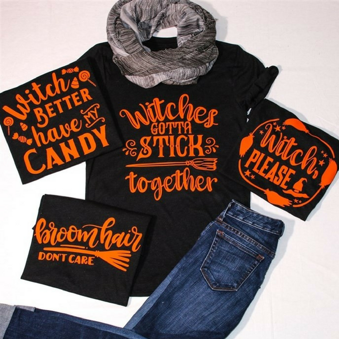 Funny Witch Tees Just $12.99! Down From $30!