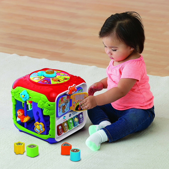 VTech Activity Cube Just $16.90! Down From $30!
