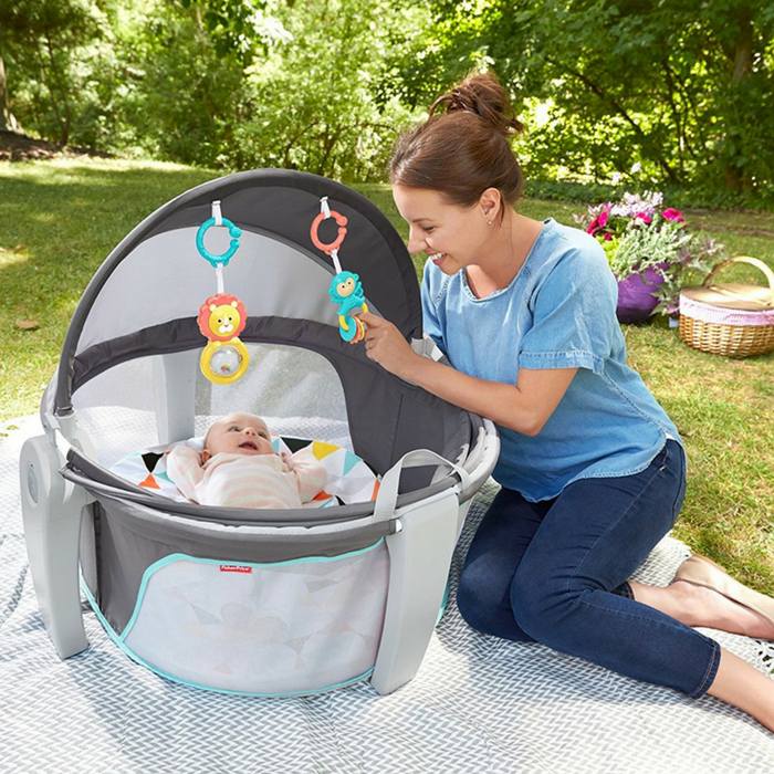 Fisher-Price On-The-Go Baby Dome Just $45.99! Down From $70! PLUS FREE Shipping!