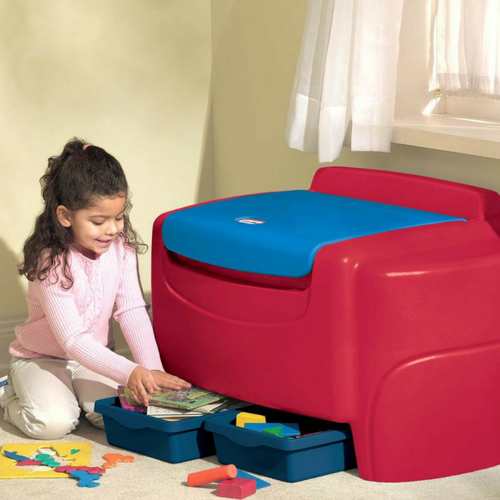 Little Tikes Toy Chest Just $43.35! Down From $85! PLUS FREE Shipping!