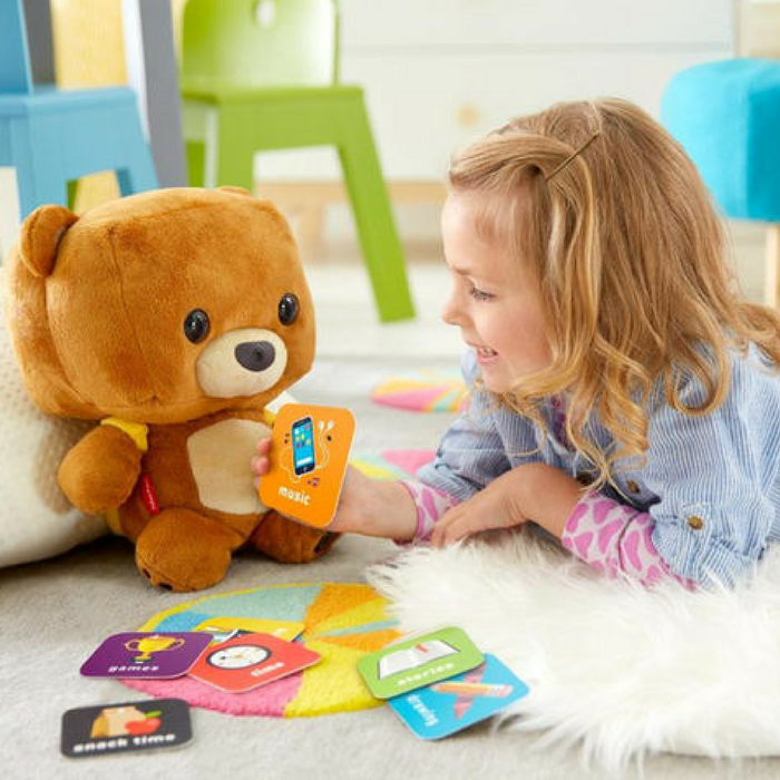 Fisher-Price Smart Interactive Bear Toy Just $39.98! Down From $100! PLUS FREE Shipping!